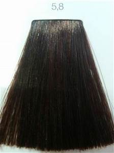 L Oreal Inoa 5 8 Light Mocha Brown Hair Colar And Cut Style