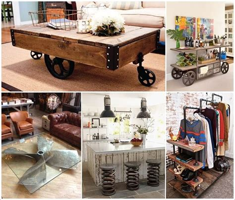 cool industrial furniture amazing interior design new post has been published on