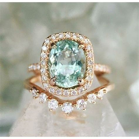 wedding rings with colored stones best 25 gemstone engagement rings ideas on