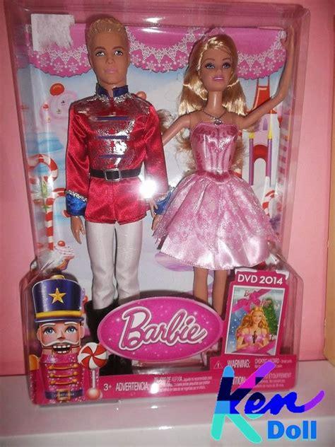barbie   nutcracker dolls barbie movies photo