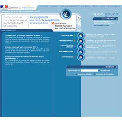messagerie interieur gouv fr www impots gouv fr payer en ligne vos impots