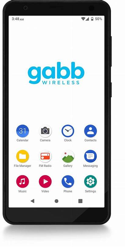 Z2 Gabb Phone Teen Cell Talk Wireless