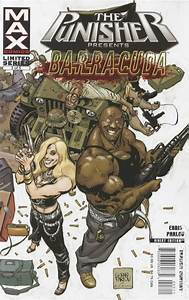Punisher Presents Barracuda Max (2007) comic books