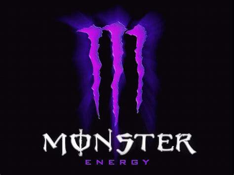 Monster energy purple logo | Me Monster Energy