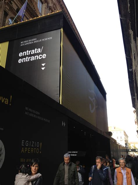 Ingresso Museo Egizio Torino Il Museo Cinema E Il Museo Egizio In Una Giornata Io