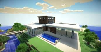 pictures modern mansion modern mansion minecraft project