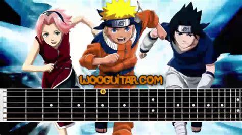 raiko alive naruto youtube guitar cover youtube