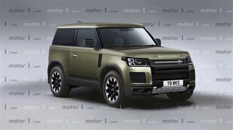 New Land Rover 2020 by Primer Render Futuro Y Esperado Land Rover Defender