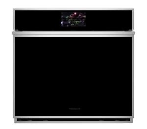 monogram  smart electric convection single wall oven minimalist ztsdssnss ebay