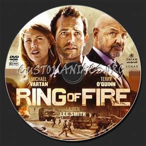 Ring Of Fire dvd label - DVD Covers & Labels by ...