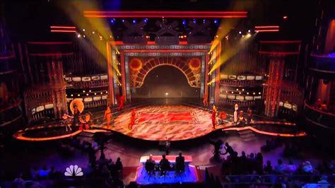 cirque du soleil americas  talent finale