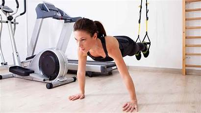 Training Exercises Strength Equipment Without Muscles Exercise