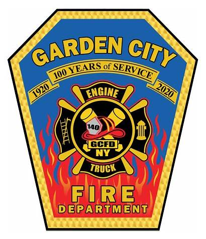 Anniversary Fire Garden Department