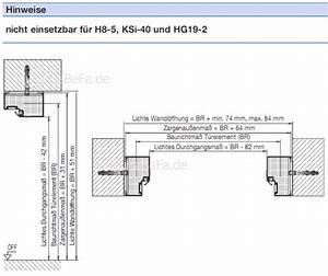 T30 Rs Tür Preis : habefa hinweise blockzarge f r t ren von h rmann ~ Frokenaadalensverden.com Haus und Dekorationen
