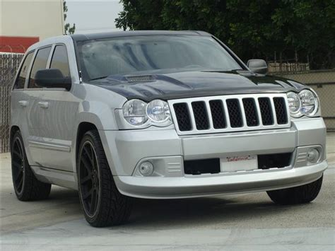 white jeep hood jeep grand cherokee trufiber carbon fiber challenger hood
