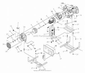 Briggs And Stratton Power Products 1657-2