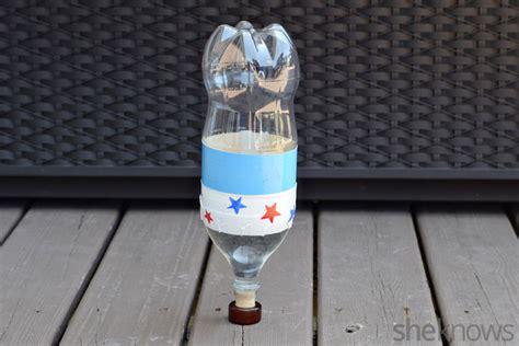 build   bottle rocket