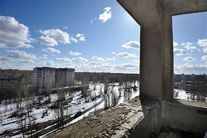 Chernobyl Nuclear Disaster Site Today  First Civilian