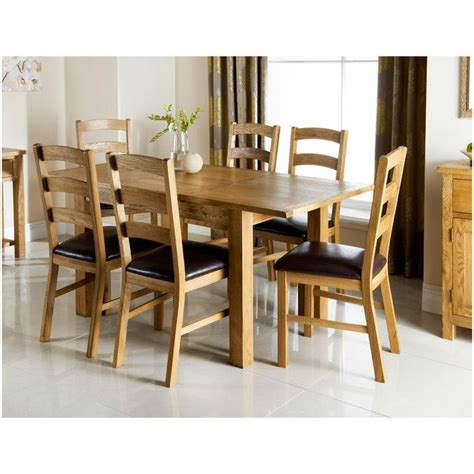 Cheap Dining Sets by Top 20 Cheap Oak Dining Sets Dining Room Ideas