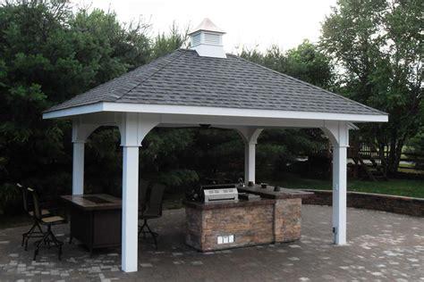 pavilion backyard ideas from lancaster lancaster county