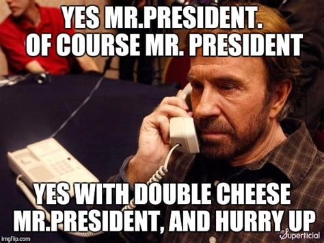 Chuck Norris Phone Memes
