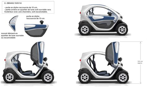 Life in Twizy: Should we cut the wings of the Twizy?
