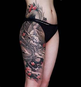55 Cherry Blossom Tattoo Designs with Meaning