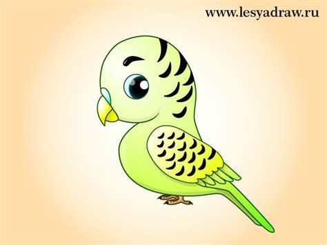 papagei selber malen dekoking diy bastelideen