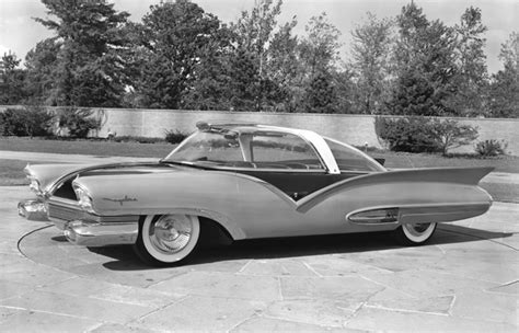 1955 Ford Mystere - Concepts