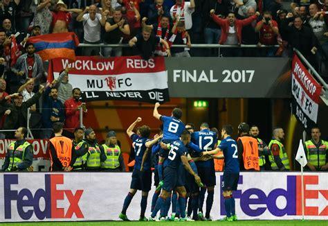 Europa League Final Manchester United Ajax North