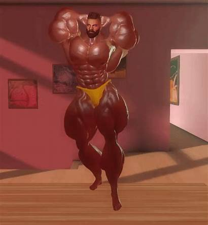 Muscle Growth Posing January Forums Monthly