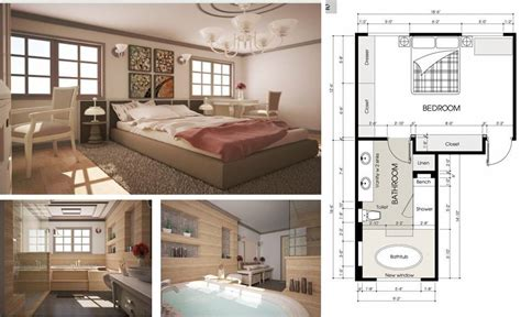 bedroom design ideas modern small apartment design 50 square meters