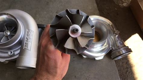 Turbonetics T66 Turbo Rebuild - YouTube