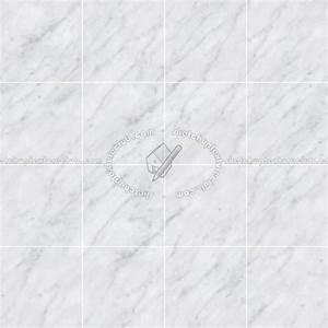 Carrara veined marble floor tile texture seamless 14819