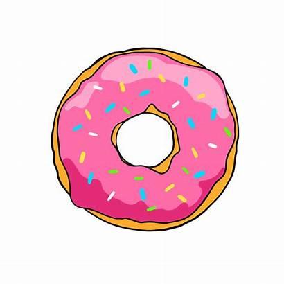 Donut Transparent Background