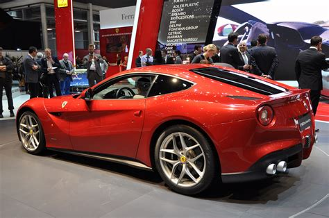 F12 Horsepower by 2012 F12 Berlinetta Smiles On Us All With 740