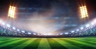 Stadium Football Wallpapers Cricket Sports Lights Field