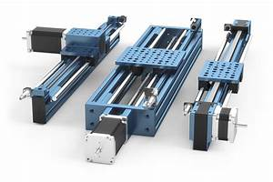 Selecting The Right Linear Axis Actuator