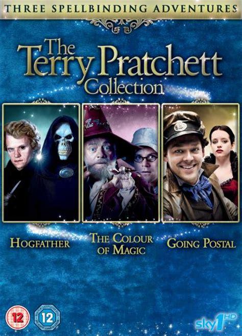 terry pratchett collection hogfather  colour