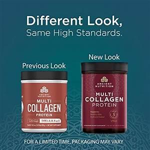 Ancient Nutrition - Multi Collagen Protein Powder