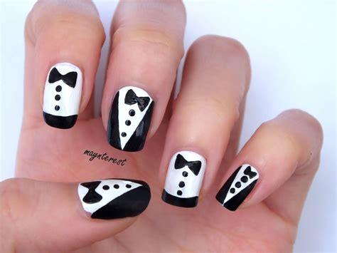 Colección de vale villarreal • última actualización: uñas-decoradas-estilo-smoking ⋆ Diseños de uñas decoradas