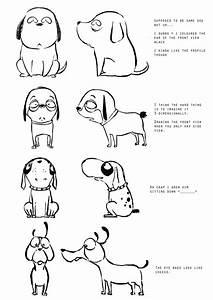 Dog Character Design I think i might explore tofu | Animal ...