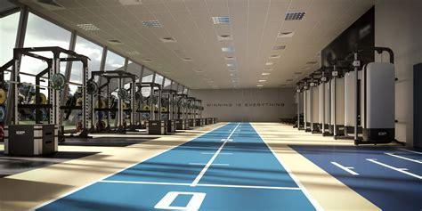 Gym Interior : Ultra Modern Home Designs