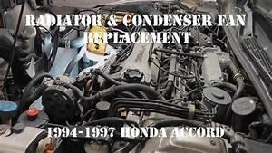 Honda Accord Condenser Fan Wiring Diagram On 94 Honda