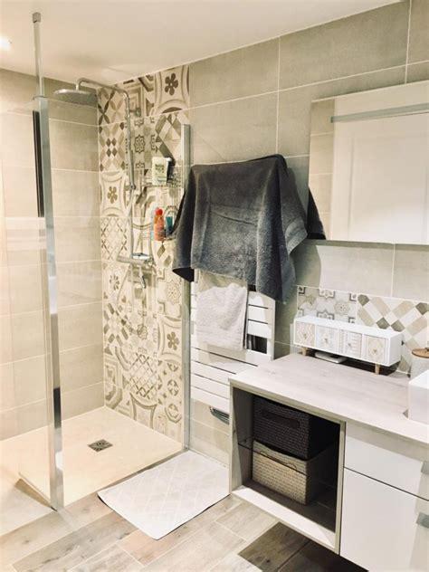 idee carrelage salle de bain idees conception jardin