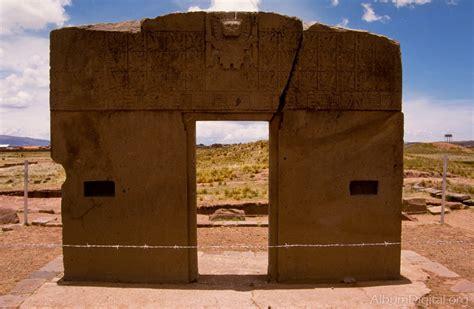Puerta del Sol Bolivia