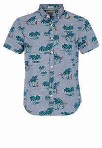 Chemise Homme Motif Original : chemise homme s lection de 14 chemises tendances ~ Nature-et-papiers.com Idées de Décoration