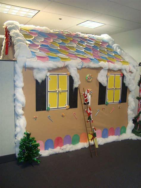christmas office cubicle decorating ideas elitflat