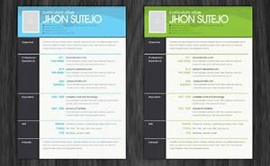 photoshop resume template learnhowtoloseweightnet With cv template photoshop