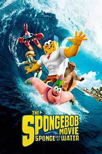The SpongeBob Movie: Sponge Out of Water available on ...